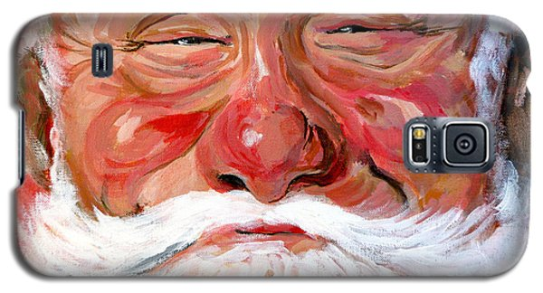 Santa Claus Galaxy S5 Case