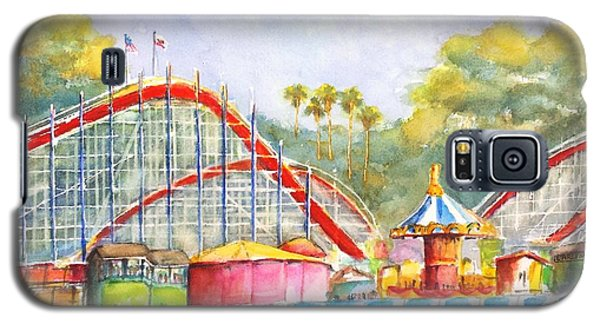 Santa Cruz Beach Boardwalk Galaxy S5 Case