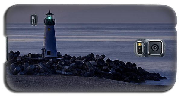 Walton Lighthouse Early Morning Galaxy S5 Case