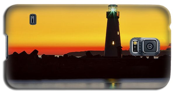 Santa Cruz Lighthouses Galaxy S5 Case