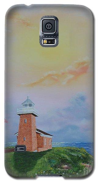 Santa Cruz Sunset Galaxy S5 Case