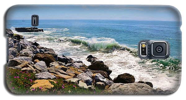 Santa Cruz Surf Galaxy S5 Case