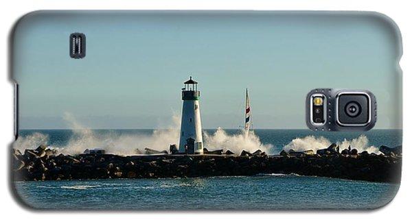 Santa Cruz Walton Lighthouse Galaxy S5 Case