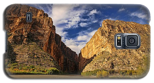 Santa Elena Canyon 3 Galaxy S5 Case