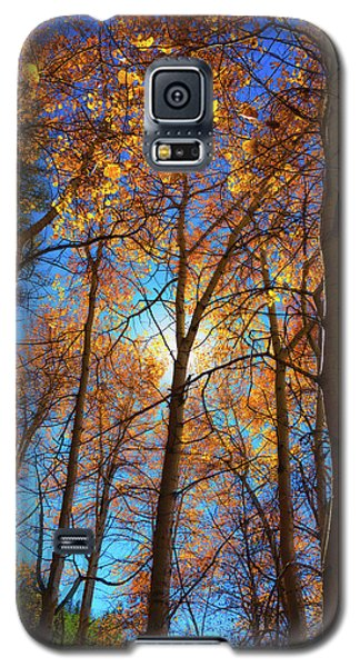 Galaxy S5 Case featuring the photograph Santa Fe Beauty II by Stephen Anderson