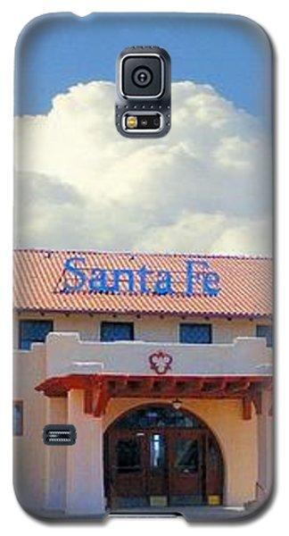 Santa Fe Depot In Amarillo Texas Galaxy S5 Case