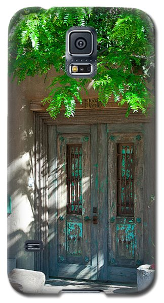 Santa Fe Door Galaxy S5 Case
