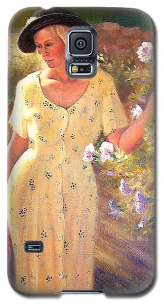 Santa Fe Garden 3   Galaxy S5 Case