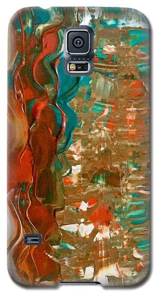 Santa Fe  Galaxy S5 Case