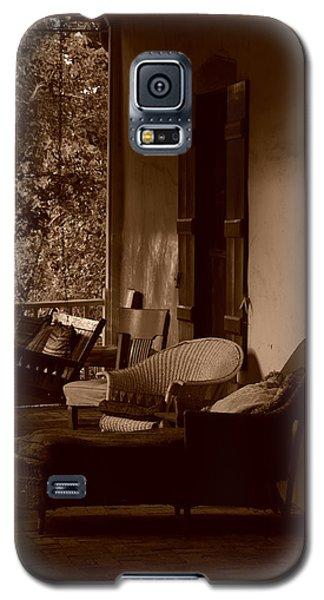 Santa Fe Porch Galaxy S5 Case