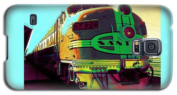 Santa Fe Railroad New Mexico Galaxy S5 Case
