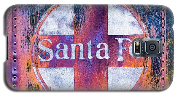 Santa Fe Rr Galaxy S5 Case