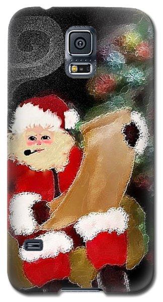 Santa  Galaxy S5 Case