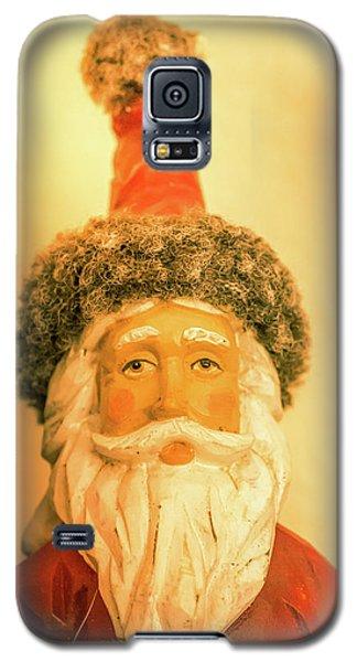 Santa Is Watching Galaxy S5 Case