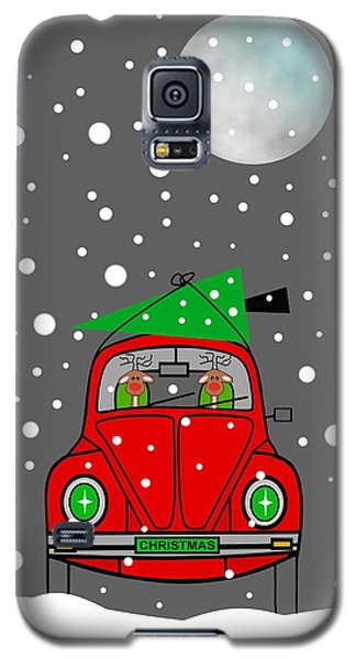 Santa Lane Galaxy S5 Case by Kathleen Sartoris