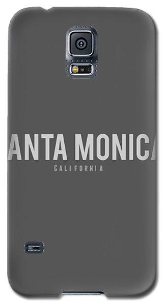 Santa Monica California Galaxy S5 Case