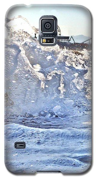 Santa Monica Pier Galaxy S5 Case