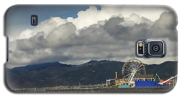 Santa Monica Pier Pan Galaxy S5 Case