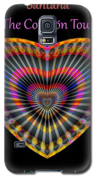 Santana The Corazon Tour Galaxy S5 Case
