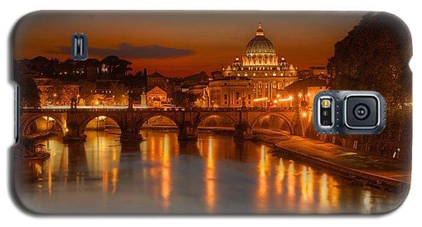 Sant'angelo Bridge Galaxy S5 Case