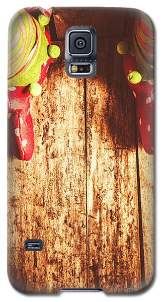 Elf Galaxy S5 Case - Santas Little Helper by Jorgo Photography - Wall Art Gallery
