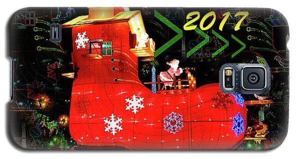Santa's Magic Stocking Galaxy S5 Case