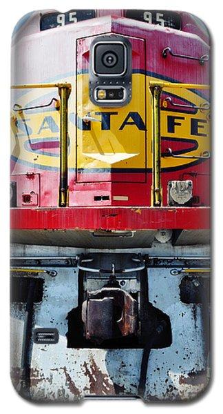 Sante Fe Railway Galaxy S5 Case