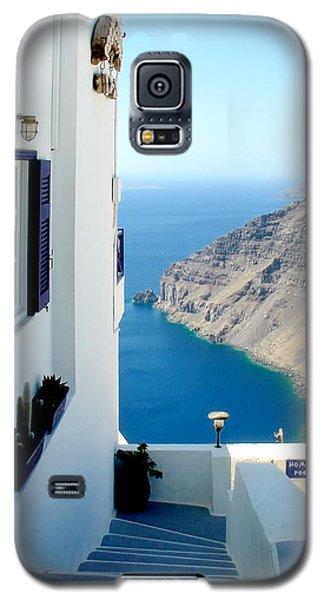 Santorini 2 Galaxy S5 Case by Julie Palencia