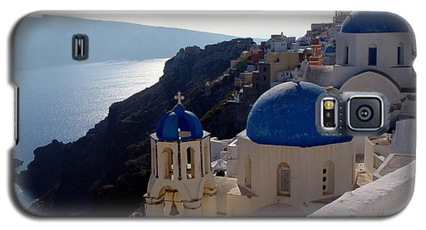 Santorini Greece Galaxy S5 Case