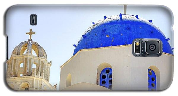 Religious Galaxy S5 Case - Santorini by Joana Kruse
