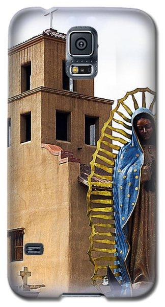 Galaxy S5 Case featuring the photograph Santuario De Guadalupe Santa Fe New Mexico by Kurt Van Wagner