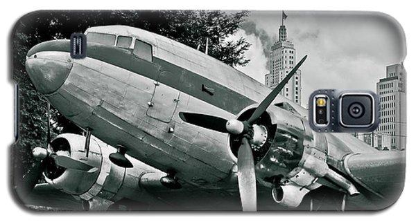 Classic Aircraft Douglas Dc-3 Galaxy S5 Case
