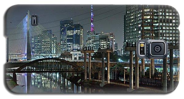 Sao Paulo Bridges - 3 Generations Together Galaxy S5 Case