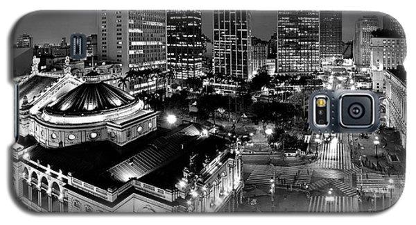 Sao Paulo Downtown - Viaduto Do Cha And Around Galaxy S5 Case
