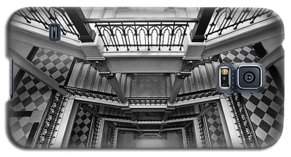 Sao Paulo - Gorgeous Staircases Galaxy S5 Case