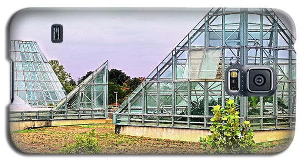 Saolariums At San Antonio Botanical Gardens Galaxy S5 Case