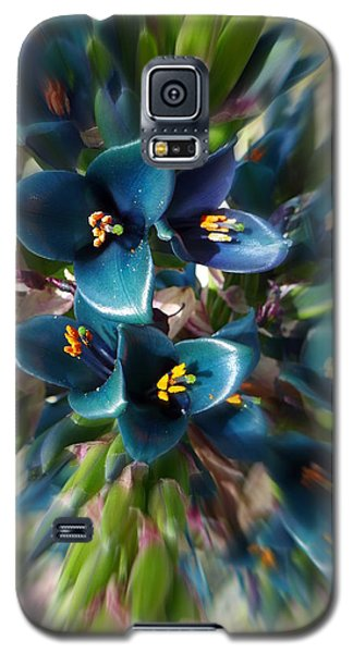 Saphire Tower Galaxy S5 Case