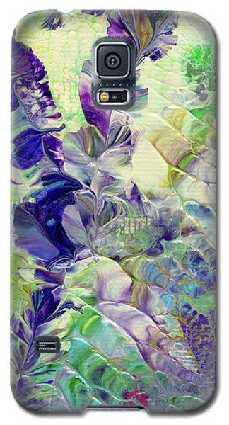 Sapphire Violet Galaxy S5 Case