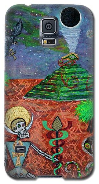 Saqqara Cooomplete Galaxy S5 Case