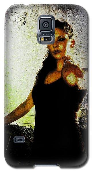 Sarah 1 Galaxy S5 Case