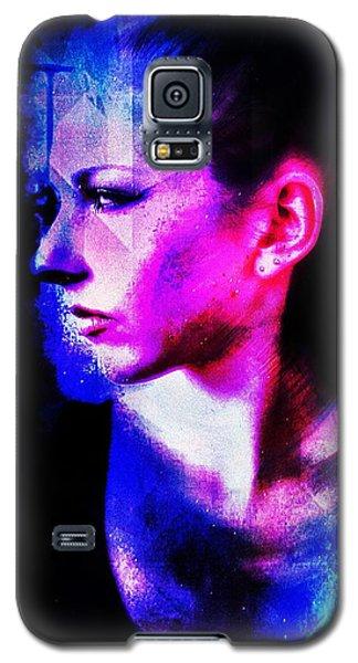 Sarah 2 Galaxy S5 Case by Mark Baranowski