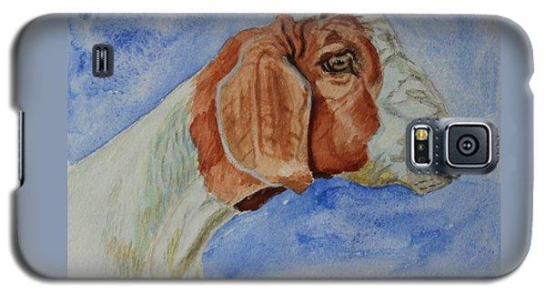 Sara's Goat Galaxy S5 Case