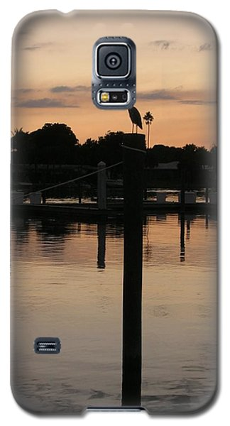 Sarasota Sunset1 Galaxy S5 Case
