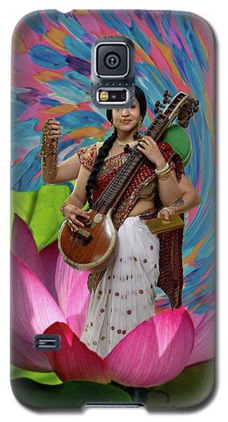 Saraswati Galaxy S5 Case