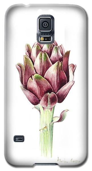 Sardinian Artichoke Galaxy S5 Case