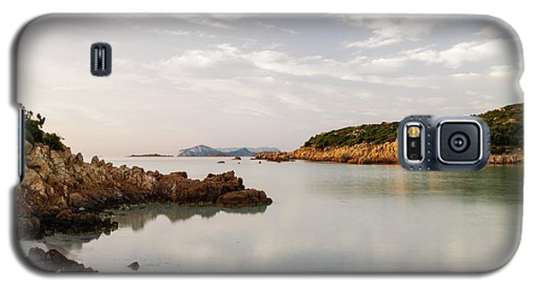 Galaxy S5 Case featuring the photograph Sardinian Coast I by Yuri Santin