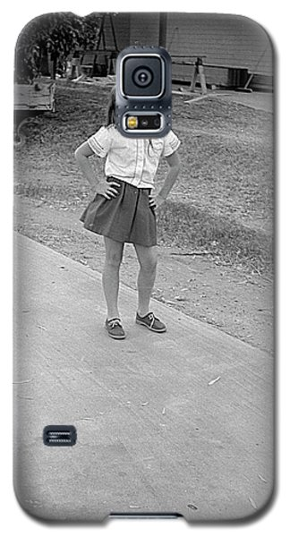 Sassy Girl, 1971 Galaxy S5 Case