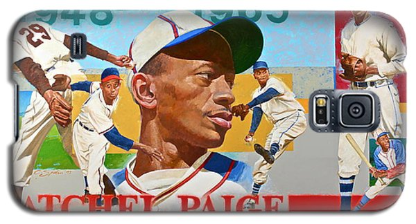 Satchel Paige Galaxy S5 Case
