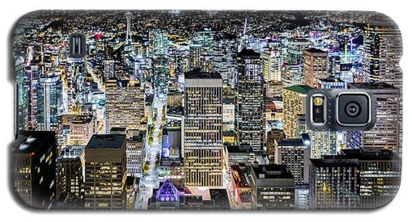Seattle Lights Galaxy S5 Case