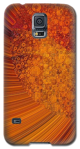 Saturated In Sun Rays Galaxy S5 Case